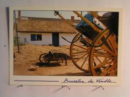 Bourrine De Vendée - - France
