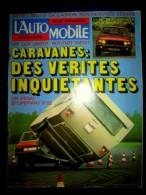 L´AUTOMOBILE #347 Mai 1975 Auto Car Sport Course Formule 1 Rallye Essais RENAULT 30 TS - Auto/Motor