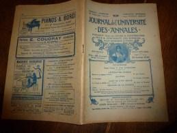 1910 JDUDA Portrait Au XVIIIe ;CHOPIN;Littérature Grecque;Les Demi-solde Sous L´EMPIRE (Café Lamblin,Café De La Regence) - Journaux - Quotidiens