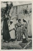 MOSTAR,Muslimanke, Muslimanische Mudchen, Muslim, Stamp, Pecat,''svi Na Izbore'  BOSNIA HERZEGOVINA Vintage Old Postcard - Bosnien-Herzegowina