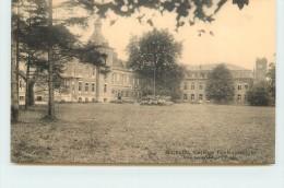 MARNEFFE -Collège Eclésiastique.vue Générale De L'école. - Burdinne