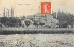Blacons (Drôme) - Vue Générale - Usine à Billes - Poreau Imprimeur - Francia
