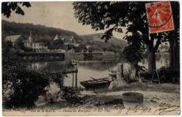 Val De La Haye Eure Jardin Coteau Rossignol Barque Lavoir 1912 Très Bon état - France
