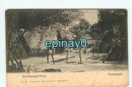 Bf - AMERIQUE - SURINAME Ou SURINAN - BOSCHNEGERDORP - PRIX FIXE - Suriname