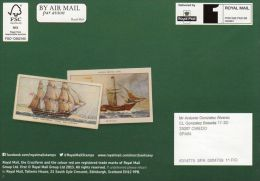 ROYAL MAIL COMMUNICATION STAMPS EMISSION 2013 MERCHANT NAVY - Gran Bretaña