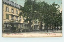 SPA - Avenue Du Marteau.(hotel De Cologne). - Spa
