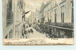 SPA - La Rue Royale (carte Vendue En L'état) - Spa