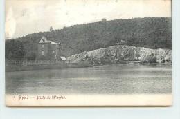 SPA - Villa De Warfaz. - Spa