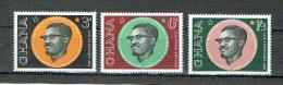 Ghana - Patrice Lumumba 1962 (**/MNH) - Ghana (1957-...)