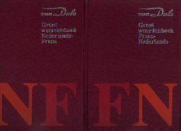 """""""GROOT WOORDENBOEK VAN DALE N-F/F-N""""  2 Volumes - Dictionnaires"""