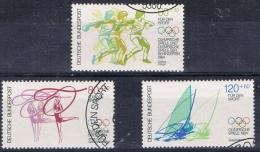 BB 270 WEST DUITSLAND GESTEMPELD YVERT NRS 677/679 ZIE SCAN - Stamps