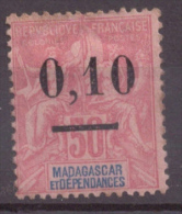 MADAGASCAR N° 53 **  1902 (Type I) - Madagascar (1889-1960)