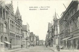 Roulers : Rue De L'Est - Roeselare