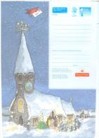 GB  -   MNH/*** -  AEROGRAMME - CHRISTMAS 2001 - Lot 10831 - Stamped Stationery, Airletters & Aerogrammes