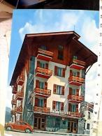 REZZOAGLIO GENOVA HOTEL AMERICANO AUTO CAR  VW BEETLE   N1975 EP11312 - Genova (Genua)