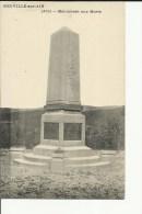01 Neuville S Ain Monument Aux Morts - Autres Communes