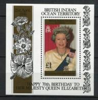 British Indian Ocean Territory 1996. Yvert Block 6 ** MNH. - British Indian Ocean Territory (BIOT)