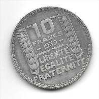 10 F TURIN 1932 - France
