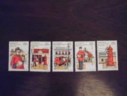 Australia 1980 - Complete Serie´National Stampp Week´ / Nationale Postzegelweek Complete Reeks - 1980-89 Elizabeth II