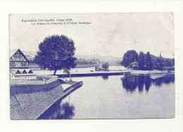 Exposition Universelle Liège 1905 : Le Water-chute - Expositions