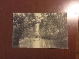 ROCCA DI SORAGNA - Laghetto Del Giardino - Cartolina FP V 1927 - Altre Città