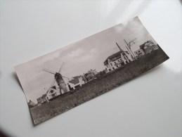 De Geklasseerde Molen - Moulin Classé Comme Monument ( F 8 ) Anno 19?? ( Fotokaart 21 X 9 Cm.! - Zie Foto Details ) !! - Wenduine