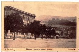 BOLOGNA -- PIANORO -- PIAZZA DEL POPOLO E RICOVERO -- - Bologna