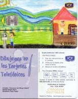 USED PHONE CARDS COSTA RICA 1V