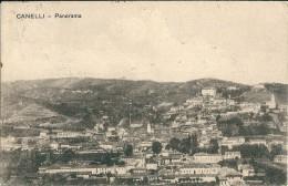 CANELLI (AT) - PANORAMA - F/P - V - Asti