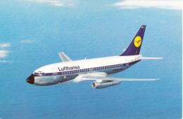 Lufthansa B737, Unused Postcard [14662] - 1946-....: Moderne