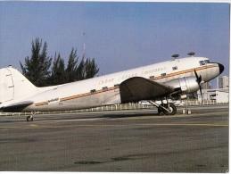 Linhas Aereas Amazonas DC-3, Unused Postcard [14688] - 1946-....: Moderne
