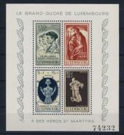 LUXEMBOURG    BLOC    N°   5 - Blocs & Feuillets