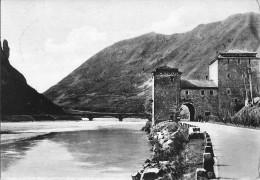 QUERO (BL) - CASTELLO - F/G - V: 1956 - Belluno
