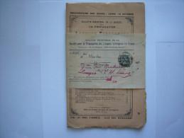 Bulletin Trimestriel L  Pour La  Propagation  Des Langues  Etrangères De 1925 - Documents Historiques