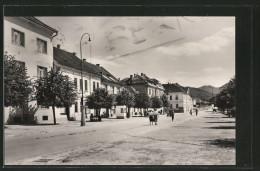 AK Brezova Pod Bradlom, Strassenpartie - Slovaquie