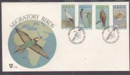 Venda 1984 Migratory BirdsVUWANI Special C.d.s. - Venda