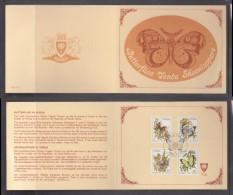 Venda 1980 Butterflies Collectors Sheet 1./5a Special SIBASA Cancel. - Venda