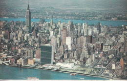 Newyork City Skyline - Breathtaking Panoramic View Of The N.Y City Skyline - New York City