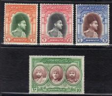 Etats Princiers De L´Inde Bahawalpur N° 22-25 * - Bahawalpur