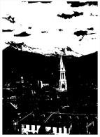 (458 DEL) France - Gap Cathedrale - Kirchen U. Kathedralen