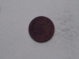 1905 - 2 1/2 Cent / KM 134 ( Uncleaned - For Grade, Please See Photo ) ! - [ 3] 1815-… : Kingdom Of The Netherlands