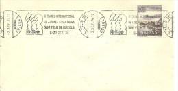MAT.ESPAÑA 1974 SAN FELIU DE GUIXOLS - Echecs