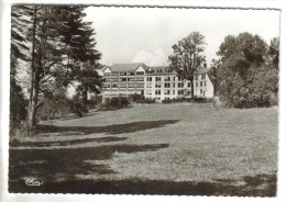 CPSM ANDELOT EN MONTAGNE (Jura) - Le Sanatorium De La Grange Sur Le Mont - France