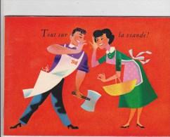 Boucherie Bell - Tout Sur La Viande - Publicité