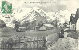 74 - SAINT-NICOLAS-DE-VÉROCE - Haute-Savoie - Le Mont-Blanc Vu De Saint-Nicolas-de-Véroce - Autres Communes