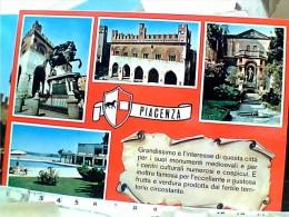 PIACENZA VEDUTE  N 1975  EP11382 - Piacenza