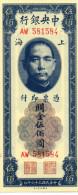 CHINE : 500 Yuan 1947 (unc) - Chine