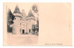 Château De Marzac (Dordogne) - Carte Précurseur - - Non Classés