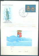 ITALIA  -   ENTIER POSTAL STATIONARY BIGLIETTO POSTALE SOMMERGIBILI  - Lot 10909 - 1946-.. République