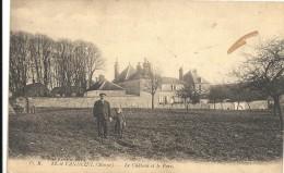 Marne : Vandeuil, Le Chateau Et Le Parc - France